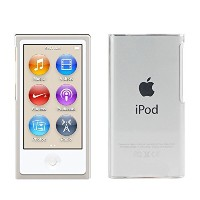 TopAce iPod nano 7 / iPod nano 8 極薄 ソフト クリア 落下防止 用 耐スクラッチTPU ケース(クリア)
