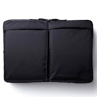 (ヘッド・ポーター) HEADPORTER BLACK BEAUTY LAPTOP CASE 15inch BLACK