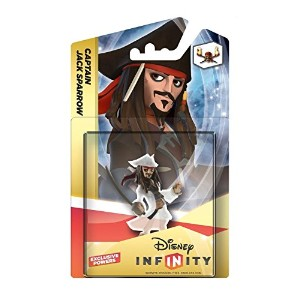 Disney Infinity Character - Jack Sparrow Crystal (Xbox 360/PS3/Nintendo Wii/Wii U/3DS) (輸入版)