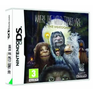 Where The Wild Things Are (Nintendo DS) (輸入版)