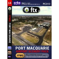 Orbx ftx Port Macquarie YPMQ(輸入版)