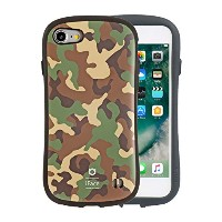 iPhone7 ケース 耐衝撃 カバー iFace First Class Military 正規品 / カーキ