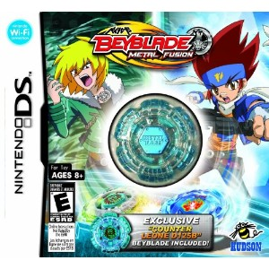 Beyblade: Metal Fusion Collectors Edition (輸入版:北米) DS