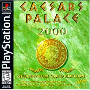 Caesar's Palace 2000 / Game