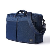 (ヘッド・ポーター) HEADPORTER INDIGO 3WAY BRIEF CASE INDIGO