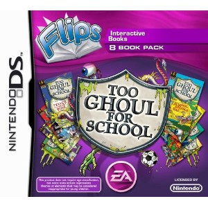 Flips: Too Ghoul for School (NDS) (輸入版)