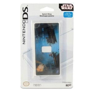 Nintendo DS Star Wars The Force Unleashed System Wraps Bridge Collapse (輸入版)