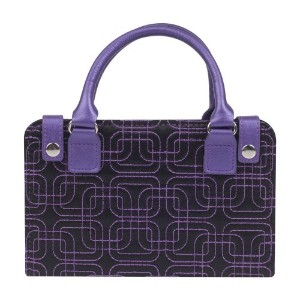 Official Nintendo Quilted Tote for Nintendo DSi - Purple (輸入版)