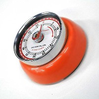 ダルトン COLOR KITCHEN TIMER WITH MAGNET オレンジ