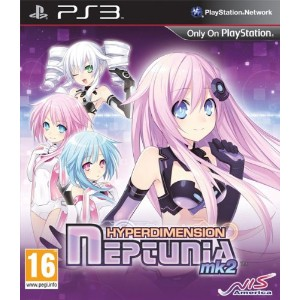 Ps3 hyperdimension neptunia mk2 (eu)