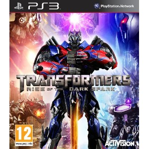 Transformers: Rise of the Dark Spark (PS3) (輸入版)