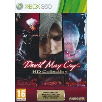 X360 devil may cry hd collection (eu)