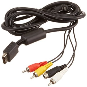 PS3/ PS2/ PS1 S-Video AV Cable - Tomee [並行輸入品]