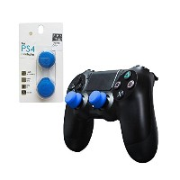 Skull & Co. Silicone Controller Analog Grips FPS Thumbstick Cover For PS4 Thumb Grip For Sony...