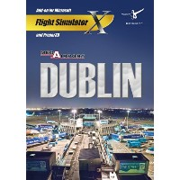 Mega Airport Dublin (for FSX) (PC) (輸入版)
