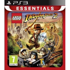 Lego Indiana Jones 2 - The Adventures Continues (PS3) by Disney [並行輸入品]
