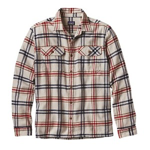 patagonia(パタゴニア) メンズ・ロングスリーブ・フィヨルド・フランネル・シャツ(アジア・フィット) Ms L/S Fjord Flannel Shirt - AF 54130 WWTW S