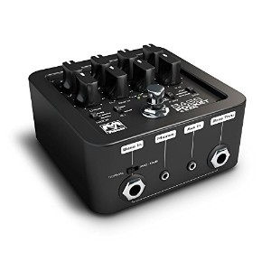 Palmer (パーマー) POCKET AMP BASS - PORTABLE BASS PREAMP with DI-Out DI装備 ベース用プリアンプ