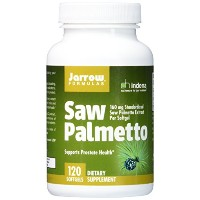 海外直送品 Jarrow Formulas Saw Palmetto, 120 Softgel 320 MG