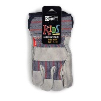 Kinco Gloves Child's Split Cowhide Leather Palm 1500C