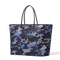 (ヘッド・ポーター) HEADPORTER JUNGLE TOTE BAG (L) DARK NAVY