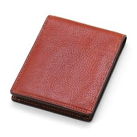Vintage Revival Productions/名刺入れ inquest card case タン