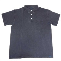 (グッドオン) GOOD ON MENS S/S POLO TEE[PIGMENT NAVY]M