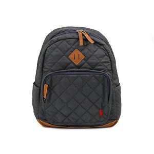 Ralph Lauren ラルフローレン キッズ 950141 QUILTED BACK PACK Navy [並行輸入品]
