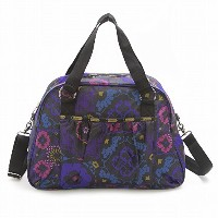 LeSportsac レスポートサック ボストンバッグ 8109 ABBEY CARRY-ON D705 Midnight Flower Patch [並行輸入商品]