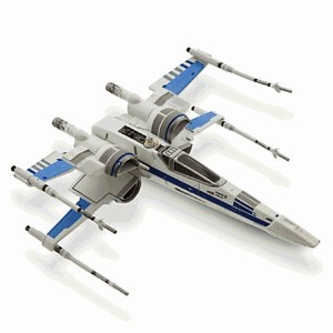 Disney(ディズニー) Star Wars: The Force Awakens Resistance X-Wing Fighter Die Cast Vehicle スター・ウォーズ...