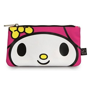 Loungefly x My Melody Large Face Coin/Cosmetic Bag