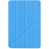 OZAKI 360°Multi-Angle Smart Case for iPad mini Blue