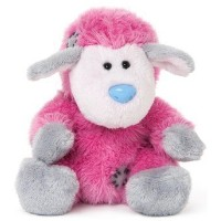 "My Blue Nose Friends 4"" Plush Frizzie the Lamb by Carte Blanche [並行輸入品]"