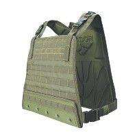 CONDOR CPC-001 COMPACT PLATE CARRIER OD