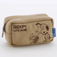 SNOOPY with Music チューバマウスピースポーチ