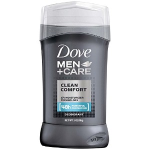 Dove Men + Care Antiperspirant Deodorant Clean Comfort 90 ml (並行輸入品)