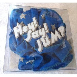 シュシュ ★ Hey!Say!JUMP 「New Year Concert 2012」