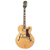 Epiphone エピフォン Broadway Archtop エレキギター, Natural エレキギター エレクトリックギター (並行輸入)