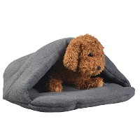 Linyuan 良品質 Pets Beds Warm Snuggle Sack Soft Dogs Cats Blanket Mat Washable
