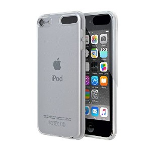 OVER's iPod touch 6 ケース / アイポッド タッチ6 カバー 0.8mm TPU 4点セット ( iPod touch カバー *1 & 液晶保護フィルム*1 & ミニクロス*1...