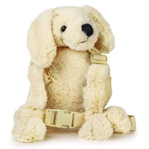 Goldbug Plush Puppy Harness Buddy