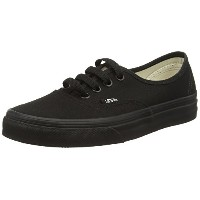 [バンズ] VANS VANS AUTHENTIC VN-OEE3BKA BLK/BLK (ブラック/ブラック/US9)