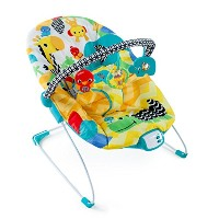 BRIGHT STARTS-BRIGHT STARTS Safari Smiles Bouncer