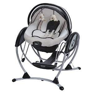 Graco Glider Elite Baby Swing, Pierce by Graco [並行輸入品]