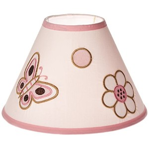 GEENNY Lamp Shade, Butterfly by GEENNY
