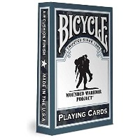 Bicycle Wounded Warrior Playing Cards 自転車負傷者の戦士トランプ