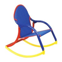 Hoohobbers Rocking Chair, Blue Mesh [並行輸入品]
