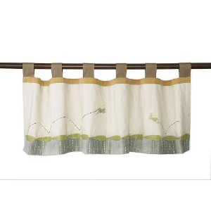 Kenneth Brown Jumping / Jumpin Joy Window Valance by Summer Infant