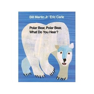 Brown Bear, Brown Bear, What Do You See? Brd Book-$7.95