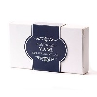 Essential Oil Starter Pack - Yang - 5 x 10ml - 100% Pure